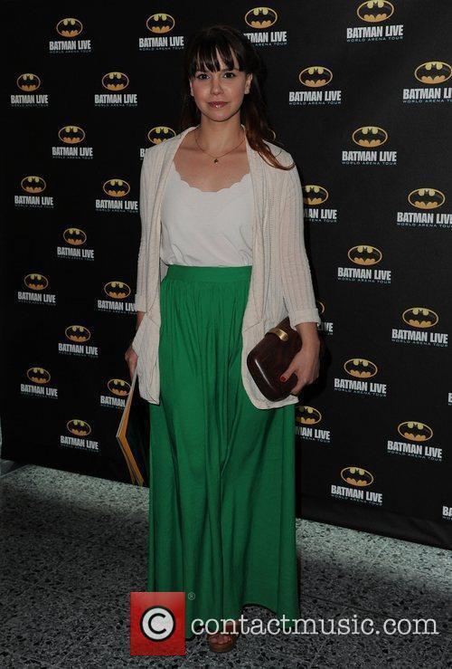 Jessica Fox     'Batman Live'...