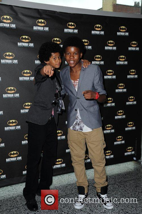 'New Bounce' 'Batman Live' World Premiere at the...