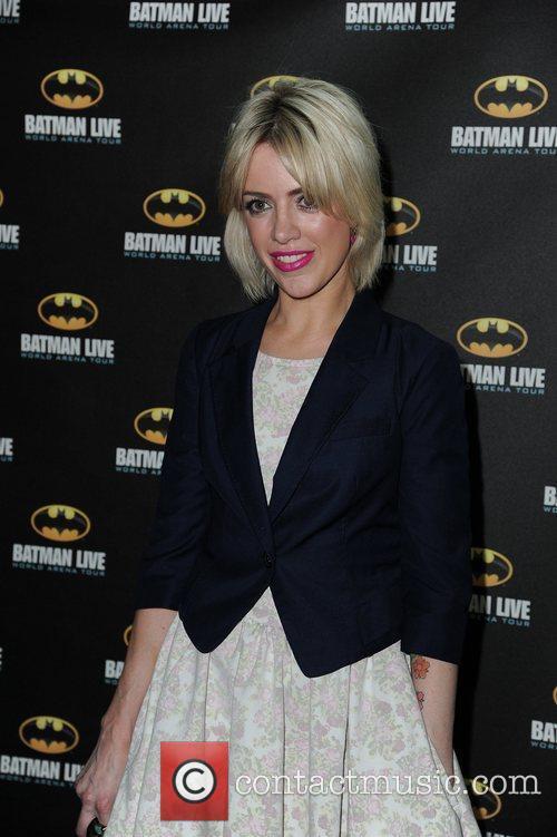 Sally Carman  'Batman Live' World Premiere at...
