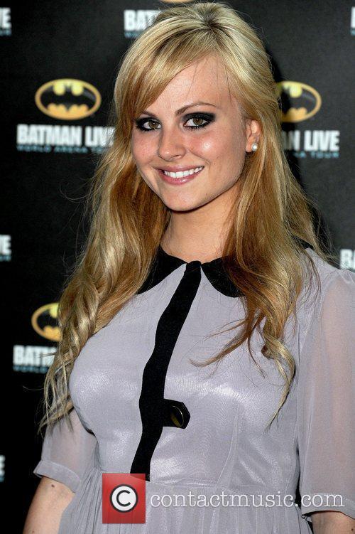 Tina Obrien   'Batman Live' World Premiere...