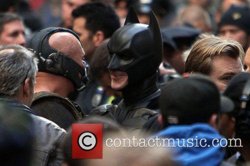 Christian Bale and Tom Hardy 5