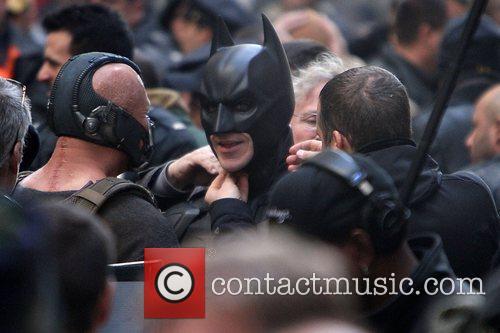 Christian Bale and Tom Hardy 6
