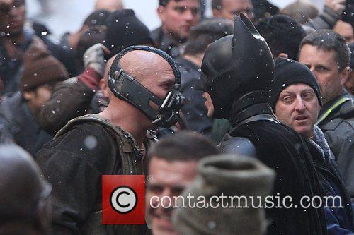 Christian Bale and Tom Hardy 2