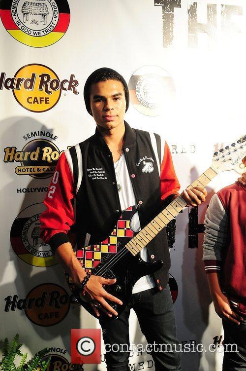 Michael Jackson's nephew Randy Jackson The Battiest Brothers...