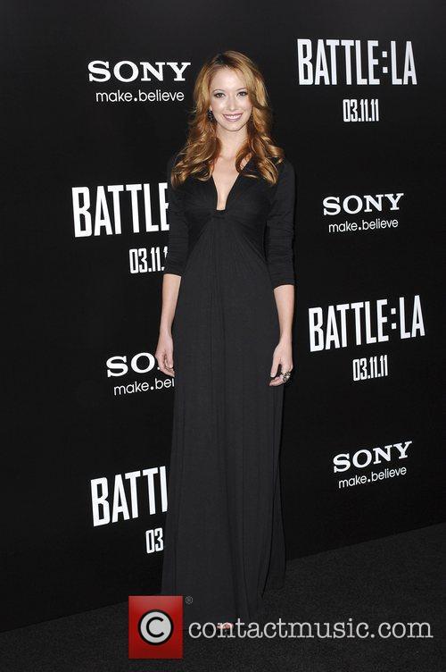 Taryn Southern  Battle: Los Angeles Los Angeles...