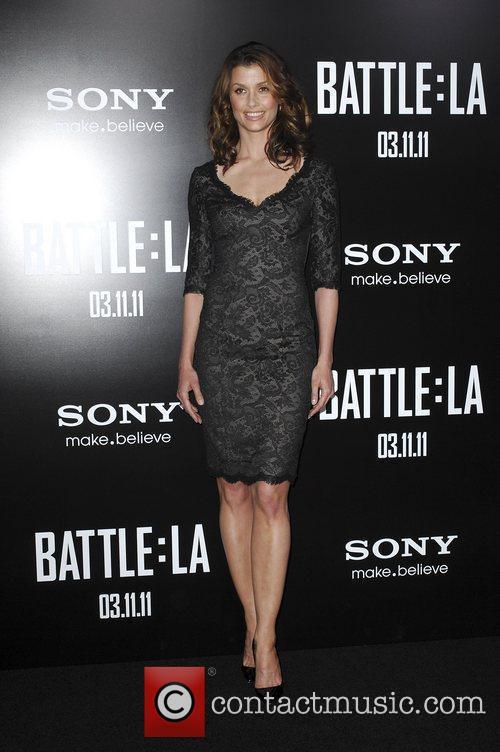 Bridget Moynahan  Battle: Los Angeles Los Angeles...