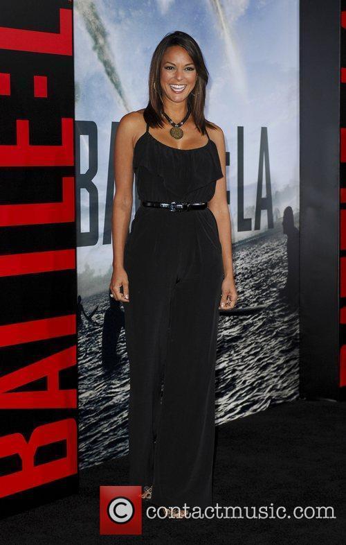 Eva La Rue  Battle: Los Angeles Los...