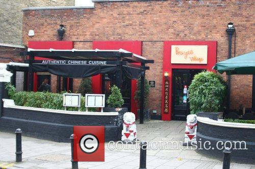 The Bayee Village restaurant in Wimbledon, where Hugh...