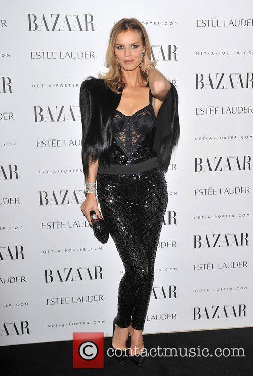 Eva Herzigova Harper's Bazaar Women of the Year...
