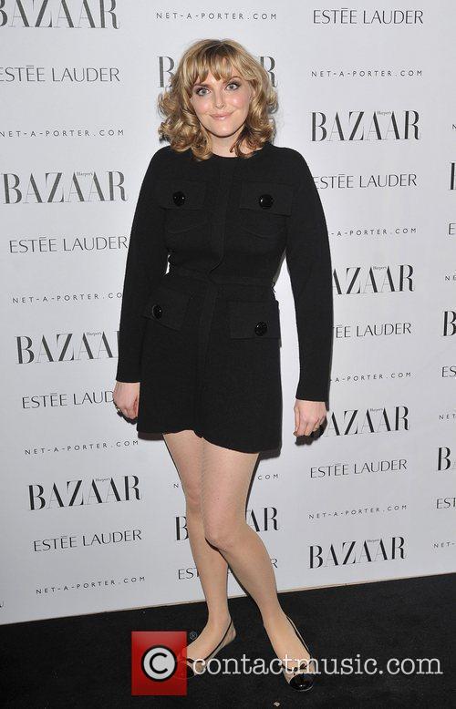Sophie Dahl Harper's Bazaar Women of the Year...