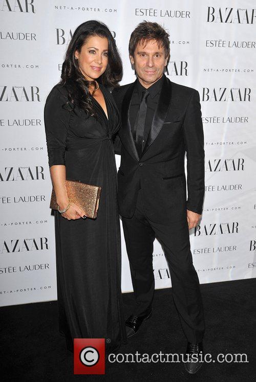 Guests Harper's Bazaar Women of the Year Awards...