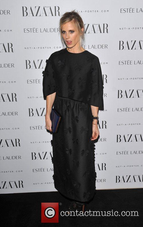 Laura Bailey Harper Bazaar's Women of the Year...