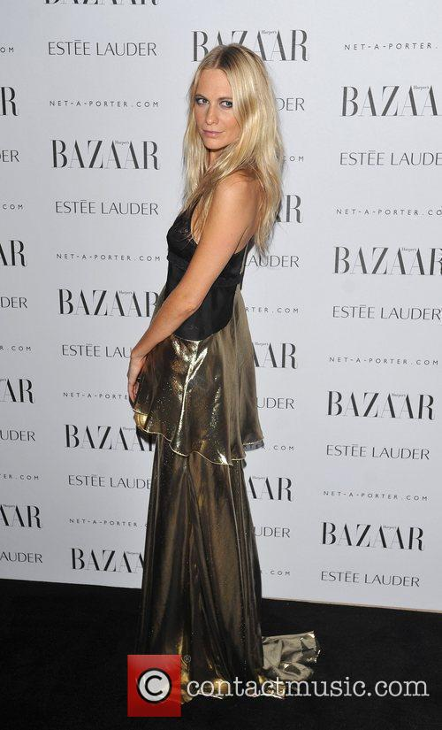 Poppy Delevigne Harper Bazaar's Women of the Year...