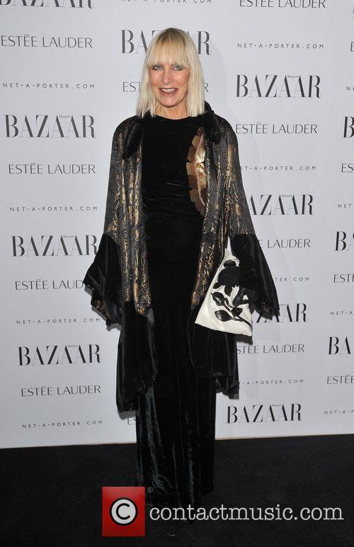 Virginia Bates Harper Bazaar's Women of the Year...