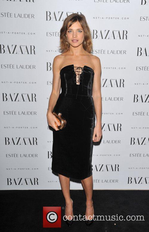 Natalia Vodianova Harper Bazaar's Women of the Year...