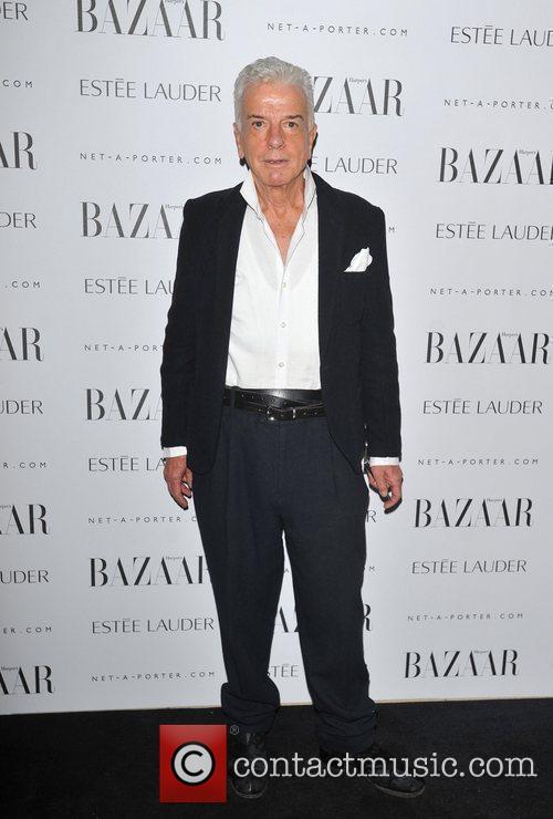 Nicky Haslam Harper Bazaar's Women of the Year...