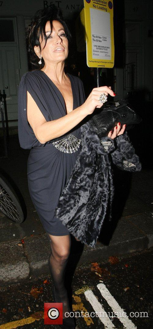 nancy delollio leaving beach blanket babylon in 3592109