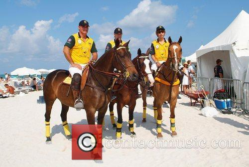 AMG Beach Polo World Cup - Day 3