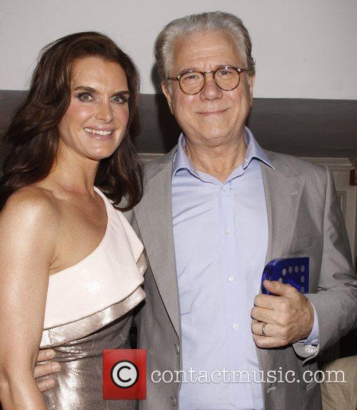 Brooke Shields and John Larroquette at the 2011...