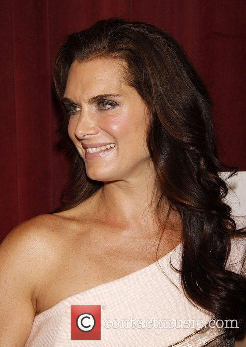 Brooke Shields  at the 2011 Broadway Beacon...