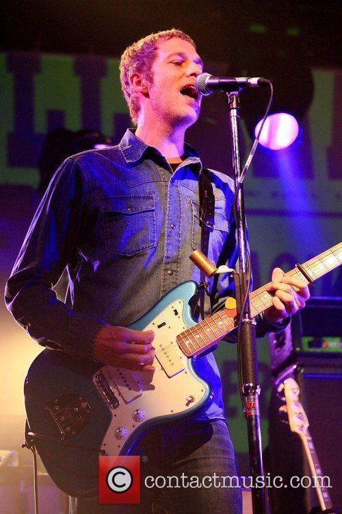 Beady Eye performing at Barrowlands. Glasgow, Scotland