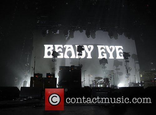 Beady Eye perform in concert at the Apollo...