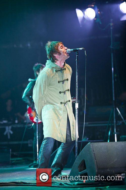 Liam Gallagher, Beady Eye and Brixton Academy