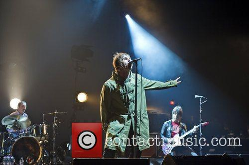 Liam Gallagher, Beady Eye and Brixton Academy 5