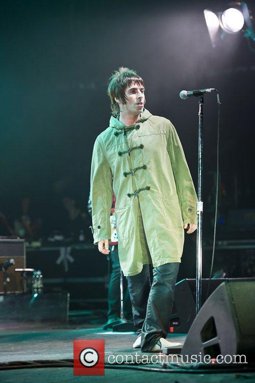 Liam Gallagher, Beady Eye and Brixton Academy 16