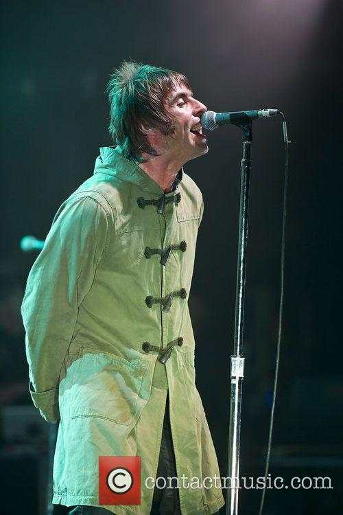 Liam Gallagher, Beady Eye and Brixton Academy 20