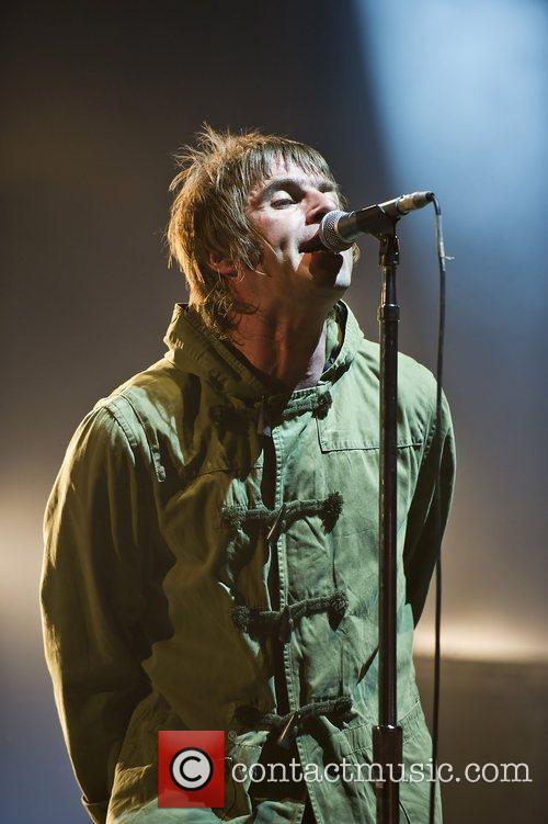 Liam Gallagher, Beady Eye and Brixton Academy 18