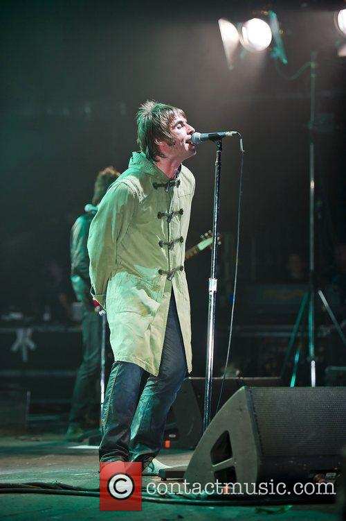 Liam Gallagher, Beady Eye and Brixton Academy 6