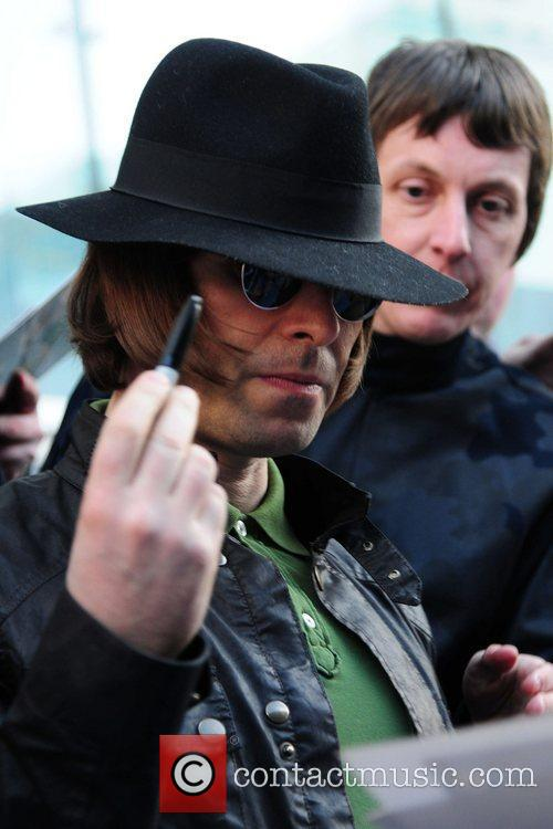 Liam Gallagher 8