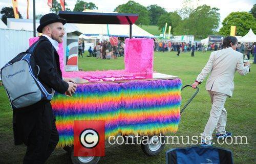 Bearded Theory Festival 2011 in Kedelston - Day...