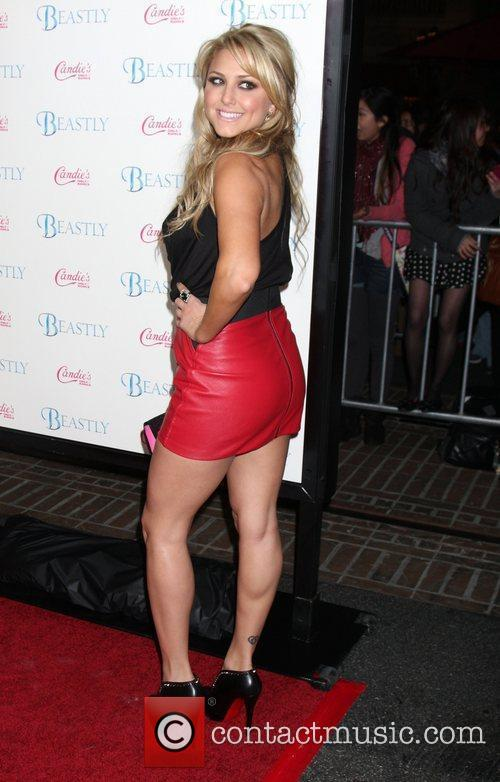 Cassie Scerbo Candie's presents the Los Angeles premiere...