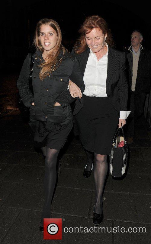 Princess Beatrice and Sarah Ferguson 22