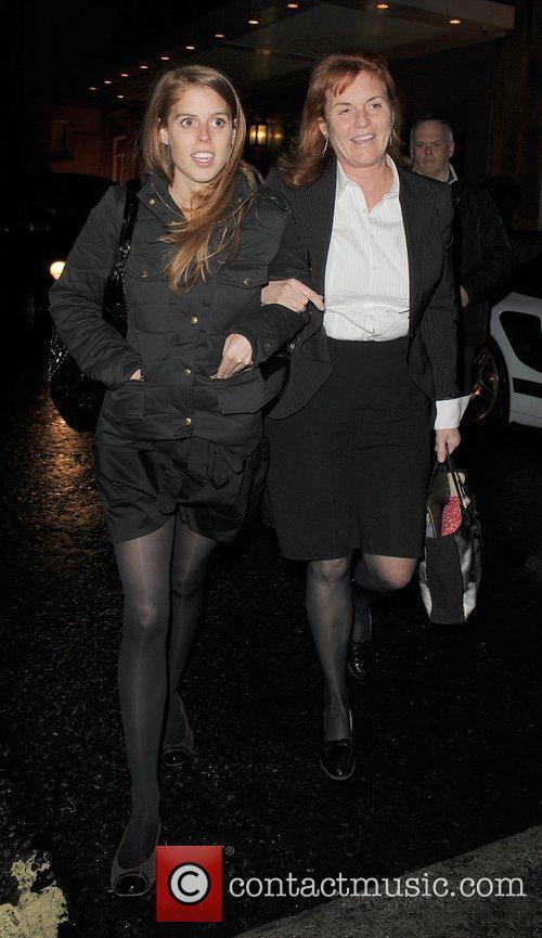 Princess Beatrice and Sarah Ferguson 20