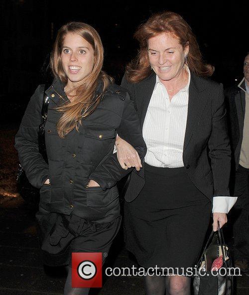 Princess Beatrice and Sarah Ferguson 15