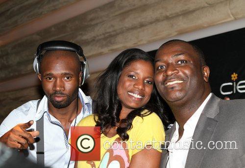 DJ CEO, DJ Vidal and DJ Jon Quick...