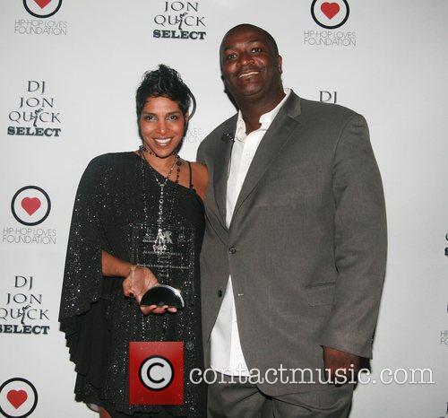 Marlene Duperley and DJ Jon Quick  Beauty...