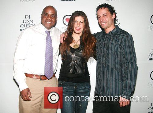 Rene John-Sandy, Vanessa Chakour and Sebastian Siba Bardin-Greenberg...