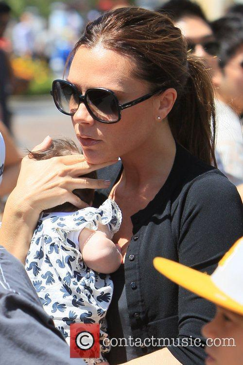 Victoria Beckham and Brooklyn 35