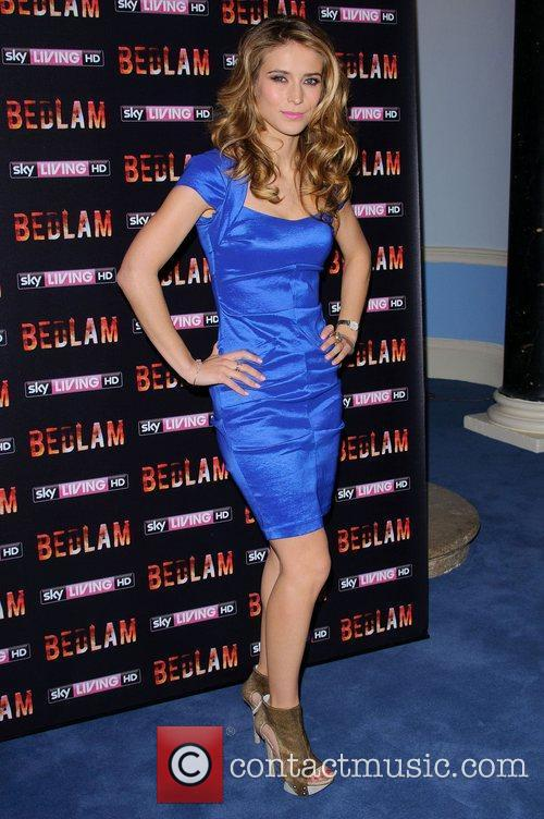 Charlotte Salt Bedlam TV show Launch at the...