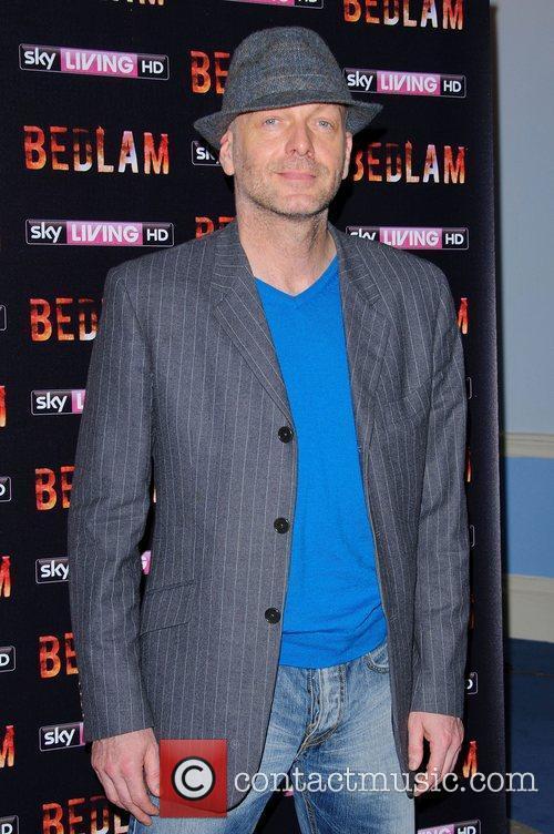 Hugo Speer Bedlam TV show Launch at the...