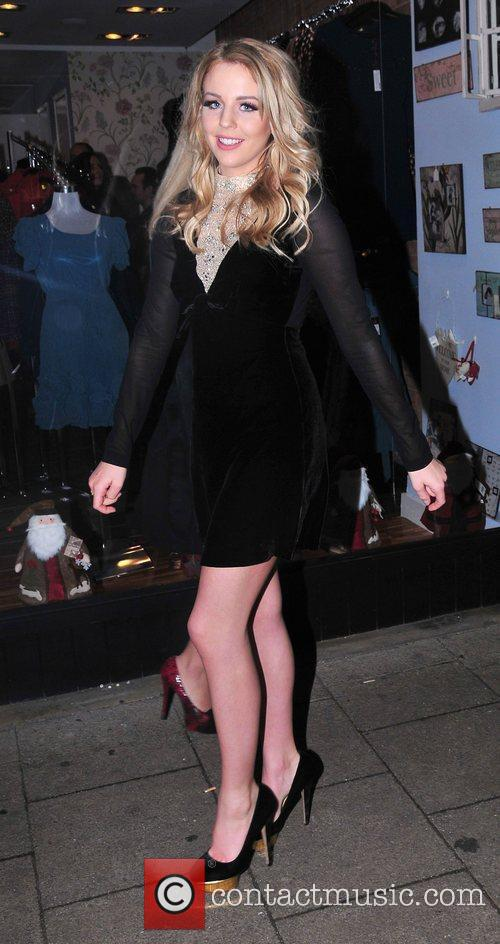 Lydia Rose Bright,  at the launch of...