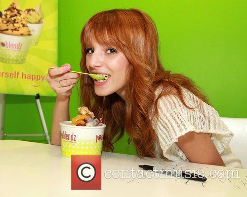 Bella Thorne, Star of Disney Channel's Shake It...