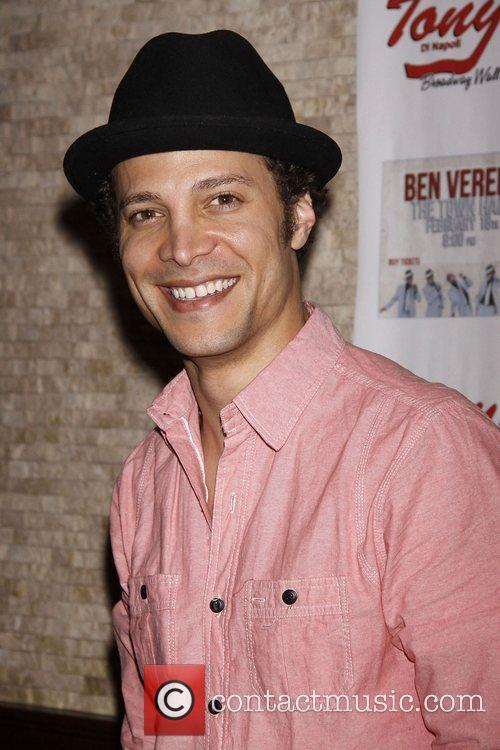 Justin Guarini, Ben Vereen and Celebration 3