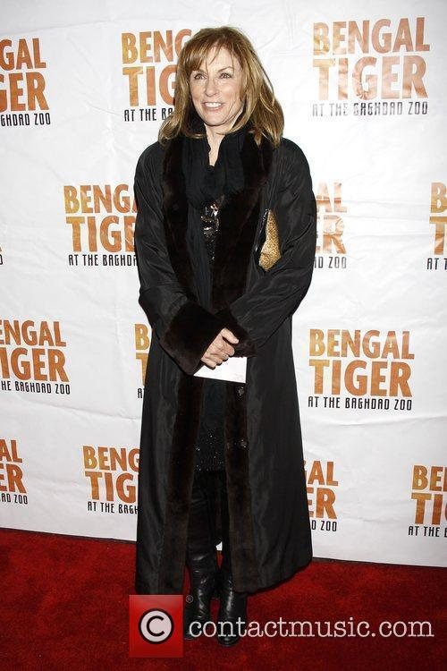 Brynn Thayer Opening night of the Broadway production...