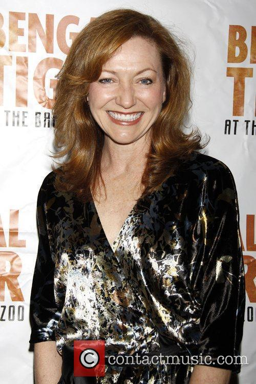 Julie White Opening night of the Broadway production...