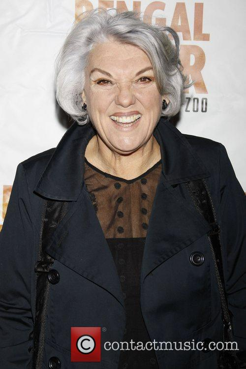 Tyne Daly Opening night of the Broadway production...